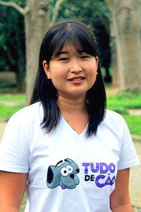 Andrea Yuki - Adestradora da Tudo de Cão